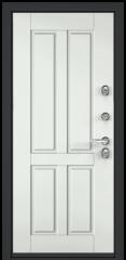 Дверь TOREX DOMANI 100 Слоновая кость / RAL 9016 белый
