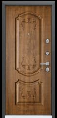 Дверь TOREX PROFESSOR 4+ 02 Черный шелк / Дуб медовый Дуб медовый