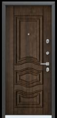 Дверь TOREX PROFESSOR 4+ 02 Черный шелк / Орех грецкий Орех грецкий