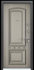 Дверь TOREX PROFESSOR 4+ 02 Кремовый ликер ПВХ кремовый ликер / Кремовый ликер ПВХ кремовый ликер