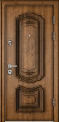 Дверь TOREX PROFESSOR 4+ 02 ПТ_Дуб медовый Состаренный / ПТ_Дуб медовый Состаренный