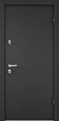 Дверь TOREX SNEGIR 20 Черный муар металлик / Венге ПВХ Венге