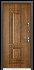 Дверь TOREX SNEGIR 20 Медный антик / Дуб медовый Дуб медовый