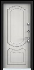 Дверь TOREX SNEGIR 20 RAL 3005 / Шамбори светлый ПВХ Бел шамбори