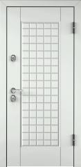 Дверь TOREX SNEGIR 20 RAL 9016 белый / Белый перламутр