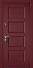 Дверь TOREX SNEGIR 55 RAL 3005 / Орех лесной ПВХ Лесной орех
