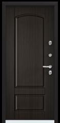 Дверь TOREX SNEGIR 55 RAL 8019 / Венге Конго ПВХ Конго Венге