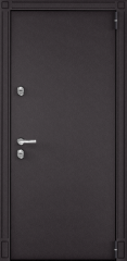 Дверь TOREX SNEGIR 55 RAL 8019 / Венге ПВХ Венге