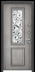 Дверь TOREX SNEGIR 55C-02 Колоре гриджио / ПВХ Бетон серый