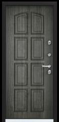Дверь TOREX SNEGIR 60 RAL 9016 белый / Дуб пепельный Дуб пепельный