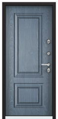 Дверь TOREX SNEGIR 60 Синий гиацинт / Синий гиацинт