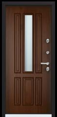 Дверь TOREX SNEGIR COTTAGE 01 Красное дерево / Красное дерево