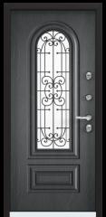 Дверь TOREX SNEGIR COTTAGE 02 Графен / Ирландский серый