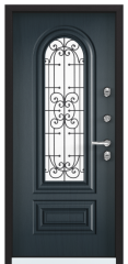 Дверь TOREX SNEGIR COTTAGE 02 Синий гиацинт / Синий прованс