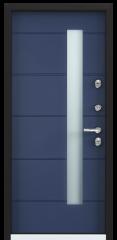 Дверь TOREX SNEGIR COTTAGE 03 Синий сапфир / Синий сапфир