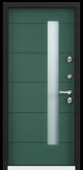Дверь TOREX SNEGIR COTTAGE 03 Зеленый изумруд / Зеленый изумруд