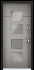 Дверь TOREX SNEGIR COTTAGE 05 Кремовый ликер / Кремовый ликер