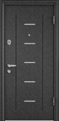 Дверь TOREX SUPER OMEGA 08 Черный шелк / Венге ПВХ Венге