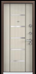 Дверь TOREX SUPER OMEGA 09 Венге ПВХ Венге / Белый перламутр