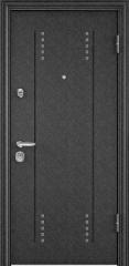 Дверь TOREX SUPER OMEGA 10 Черный шелк / Венге ПВХ Венге