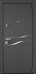 Дверь TOREX SUPER OMEGA 100 Колоре гриджио / СТ Графит матовый