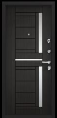 Дверь TOREX SUPER OMEGA 100 RAL 8019 / Венге ПВХ Венге