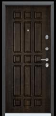 Дверь TOREX ULTIMATUM Черный шелк / Дуб мореный Дуб мореный