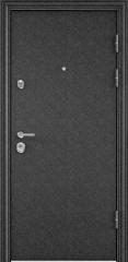 Дверь TOREX ULTIMATUM Черный шелк / Орех грецкий Орех грецкий