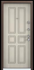 Дверь TOREX ULTIMATUM Медный антик / Белый перламутр