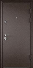 Дверь TOREX ULTIMATUM Медный антик / Дуб бежевый Дуб бежевый