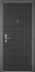 Дверь TOREX ULTIMATUM NEXT СТ Графит матовый / СТ Милк матовый