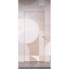 Скрытая дверь U9 под обои