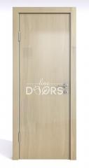 Дверь межкомнатная DG-500 Анегри светлый