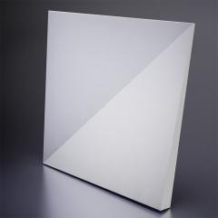 Гипсовая 3D панель ROMB 600x600x47 мм