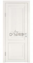 Дверь межкомнатная DG-PG1 Белый ясень