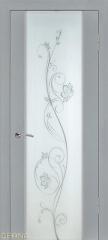 Дверь Geona Doors Люкс 1 «Маки»