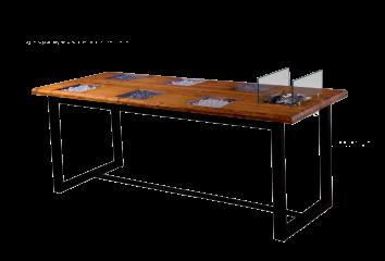 Обеденный стол Fiesta (ZeFire)