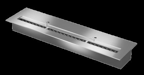 Прямоугольный контейнер ZeFire 600 с крышкой внутри