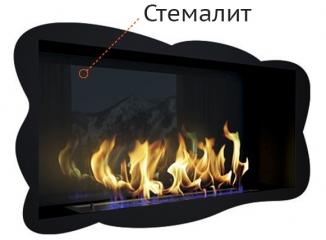Стемалит для биокамина Constant 900 (Zefire)