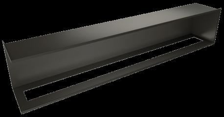 Встраиваемый угловой очаг ZeFire Standart 2000