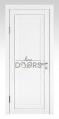Дверь межкомнатная DG-PG5 Белый бархат