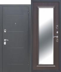 Дверь Ferroni 7,5 см GARDA Серебро Зеркало Фацет ВЕНГЕ