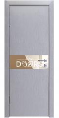 ШИ дверь DO-609 Металлик/зеркало Бронза