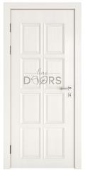 Дверь межкомнатная DG-CHESTER Белый ясень